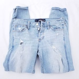 Hollister Vintage Boyfriend Jeans Size 0